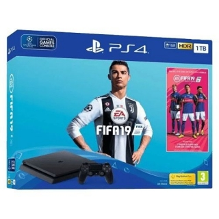 Sony PlayStation 4 Slim 1TB+igrica Fifa 2019