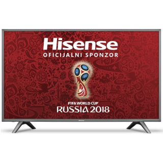 HISENSE 43HISENSE 43 inca  H43N5700 Smart WiFi 4K Ultra HD