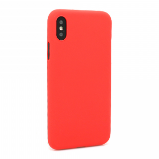 Futrola GENTLE COLOR za Iphone X/ Iphone XS crvena