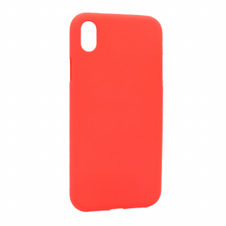Futrola GENTLE COLOR za Iphone XR crvena