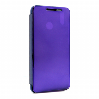 Futrola BI FOLD CLEAR VIEW za Huawei Honor 8X ljubicasta