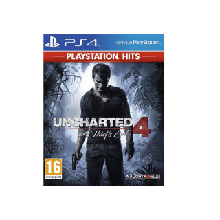 PS4 Uncharted 4: A Thiefs End - Playstation Hits Akciona avantura
