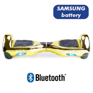 HOVERBOARD S36 BLUETOOTH CHROME GOLD