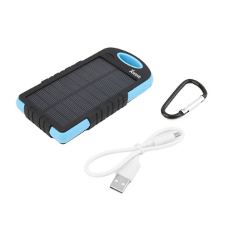 Xwave Camp L 60 Power Bank 6000 mAh Plavi