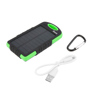 Xwave Camp L 60 Power Bank 6000 mAh Zeleni