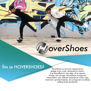 HoverShoes - Hover Patike