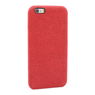 Futrola CANVAS za Iphone 6G/6S crvena