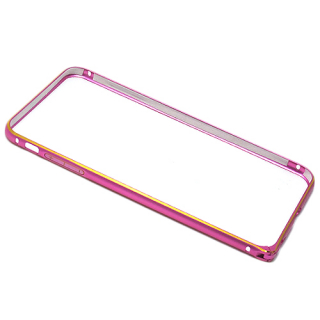 Bumper PERFECT GOLD za Iphone 6 Plus pink