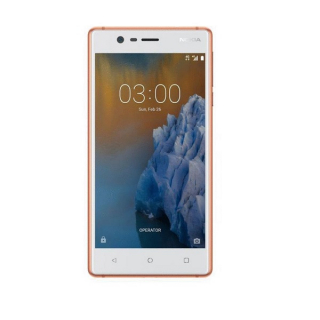 Nokia 3 DS Copper White Dual Sim
