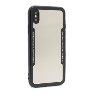 Futrola BACK MIRROR za Iphone X/XS crna