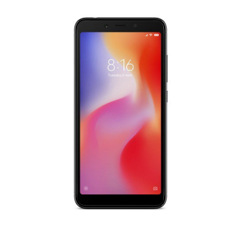 XIAOMI Redmi 6 64GB DS Black