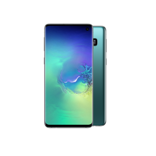 Samsung Galaxy S10 2019 512GB green