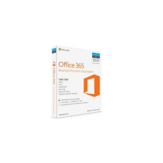 MICROSOFT Office 365 Business Premium Retl Eng Sub 1YR CEE Only Mdls