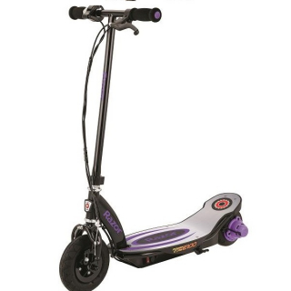 Electric Power Core E100 Scooter - Purple