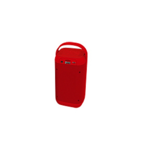 Bluetooth zvucnik Power Tull red