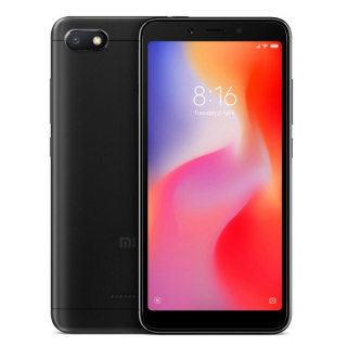 Xiaomi Redmi 6A 16GB DS Black