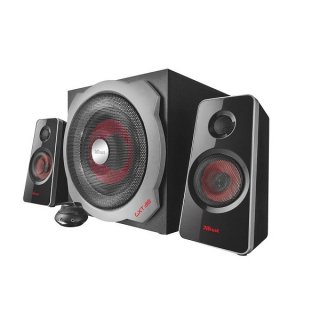 Trust Gaming GXT 38 2.1 Ultimate Bass Speaker set crni