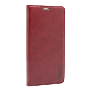 Futrola BI FOLD MERCURY Flip za Samsung J610F Galaxy J6 Plus bordo