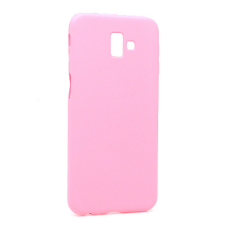 Futrola silikon DURABLE za Samsung J610F Galaxy J6 Plus mat roze