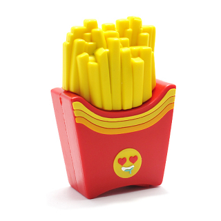 Power Bank EMOJI 2200mAh fries