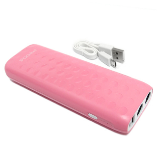 Power Bank REMAX PRODA LOVELY 12000mAh pink