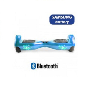 HOVERBOARD S36 BLUETOOTH SKY BLUE