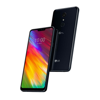 LG G7 Fit DS Black