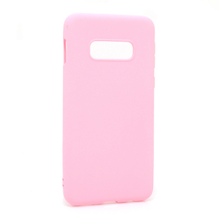 Futrola GENTLE COLOR za Samsung G970F Galaxy S10e roze
