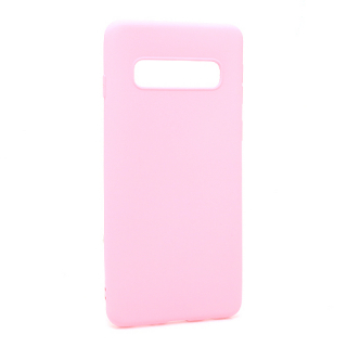 Futrola GENTLE COLOR za Samsung G973F Galaxy S10 roze