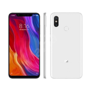 Xiaomi Mi 8 128GB DS White