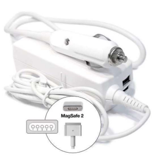 Auto punjac za Apple MagSafe 2 60W model 2
