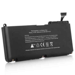 Baterija za laptop Apple A1331 10.95V 5800mAh/63.5Wh