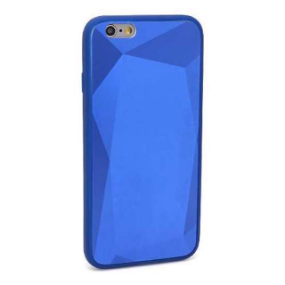 Futrola CRYSTAL COLOR za Iphone 6G/6S plava