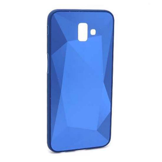 Futrola CRYSTAL COLOR za Samsung J610F Galaxy J6 Plus plava