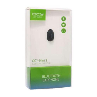 Bluetooth slusalice QCY Mini2 crne