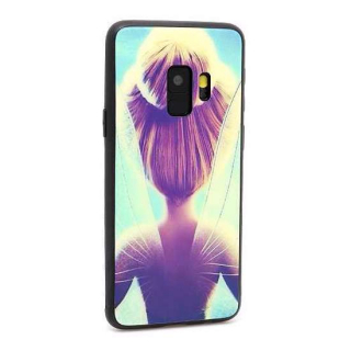 Futrola GLASS HD za Samsung G960F Galaxy S9 DZ04