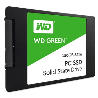 SSD  120GB WD Green WDS120G2G0A
