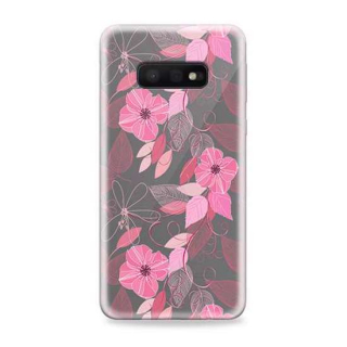 Futrola ULTRA TANKI PRINT CLEAR za Samsung G970F Galaxy S10e ND0094