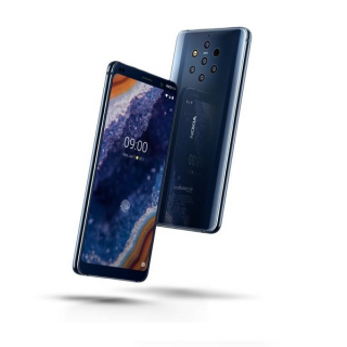 Nokia 9 PureView DS Midnight Blue