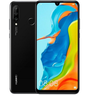 HUAWEI P30 lite 128/4GB DS Black
