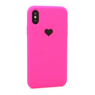 Futrola Heart za Iphone X/Iphone XS ciklama