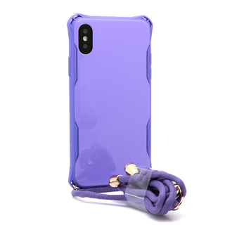 Futrola Summer color za Iphone X/Iphone XS lila