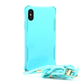Futrola Summer color za Iphone X/Iphone XS tirkizna