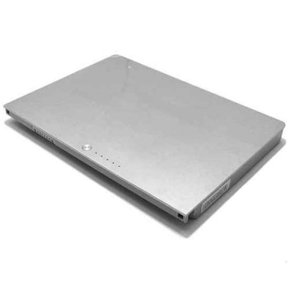 Baterija laptop Apple A1189 10.8V-5500 mAh siva HQ
