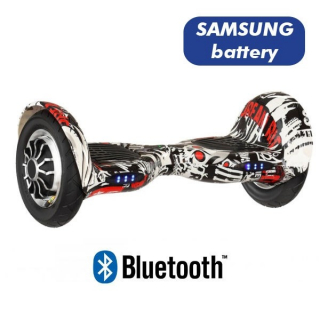 HOVERBOARD C10 BLUETOOTH PIRATE