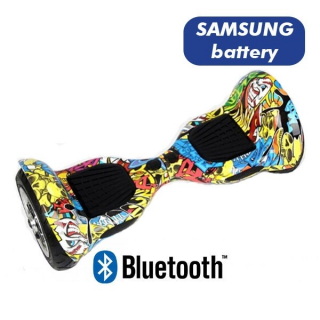HOVERBOARD C10 BLUETOOTH FESTOON