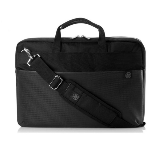 HP Duotone Briefcase 15.6 Case Black 4QF95AA