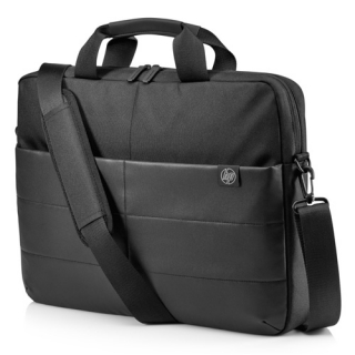 HP Classic Briefcase 15.6 Case Black 1FK07AA