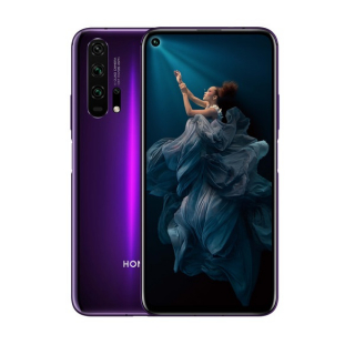 Honor 20 Pro DS Black