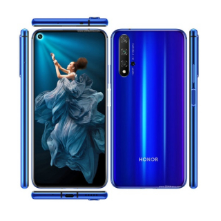Honor 20 DS Sapphire Blue